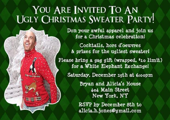 Funny Christmas Party Invitation Wording Unique Funny Christmas Invitation Wording Christmas Celebration