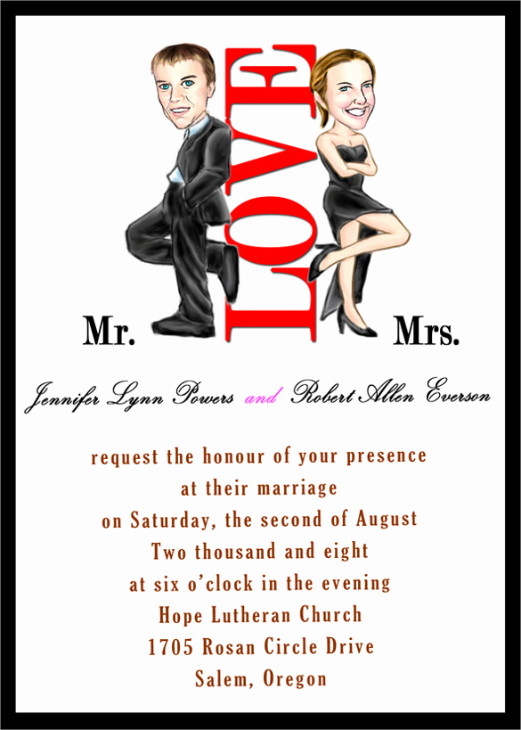Funny Engagement Party Invitation Wording Awesome 17 Funny Wedding Invitation Templates – Free Sample