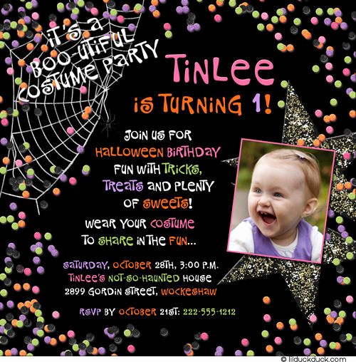 Funny Halloween Invitation Wording Awesome Halloween Birthday Invitation Wording Ideas 2018 Parties