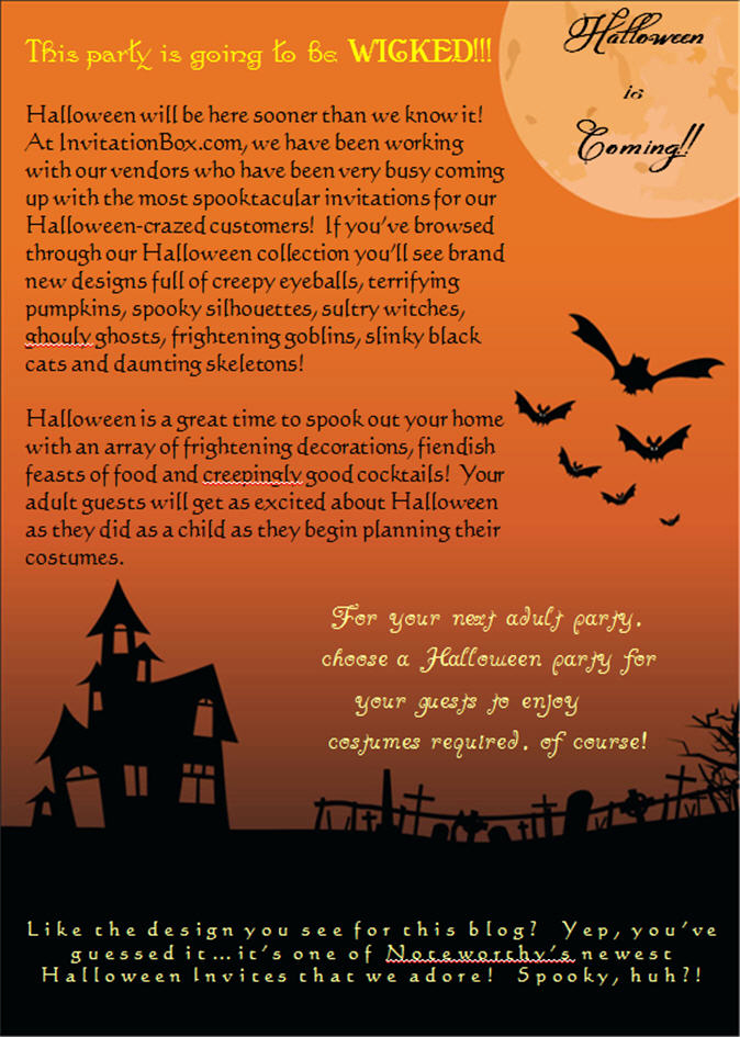Funny Halloween Invitation Wording Beautiful Halloween Invitation Funny – Festival Collections