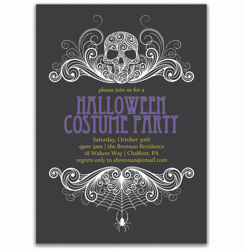 Funny Halloween Invitation Wording Best Of 12 Halloween Party Invitations Real Simple