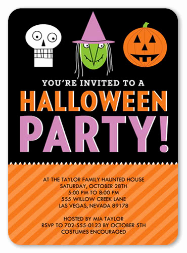 Funny Halloween Invitation Wording Lovely 26 Fun Halloween Party Games for 2018