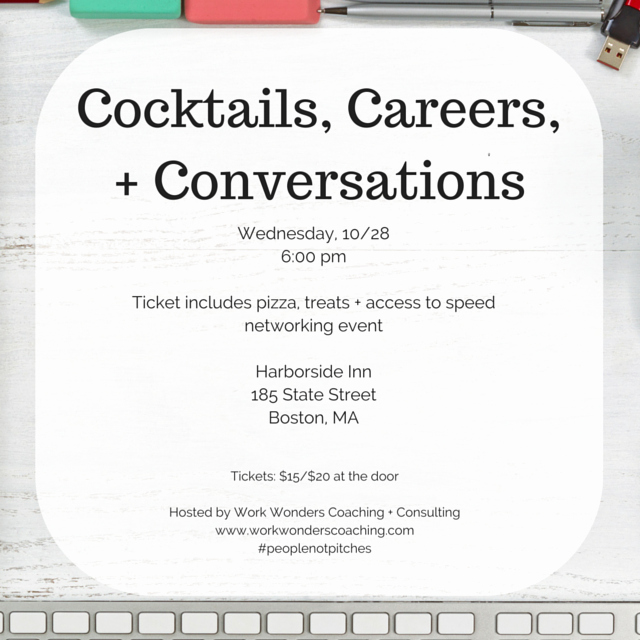 Funny Happy Hour Invitation Wording Luxury Cocktails Careers and Conversations Fall Happy Hour