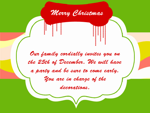 Funny Party Invitation Wording Elegant Christmas Party Invitation Wording 365greetings