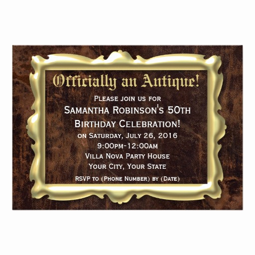 Funny Party Invitation Wording Elegant Funny 50th Birthday Party Invitations Wording