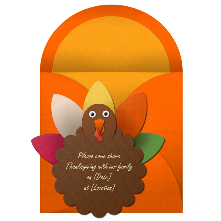 Funny Thanksgiving Invitation Wording Beautiful Fun Invites for Your Thanksgiving Feast