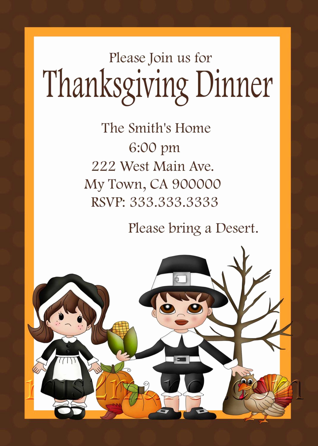 Funny Thanksgiving Invitation Wording Fresh Thanksgiving Thanksgiving Invitations Wording Funny for