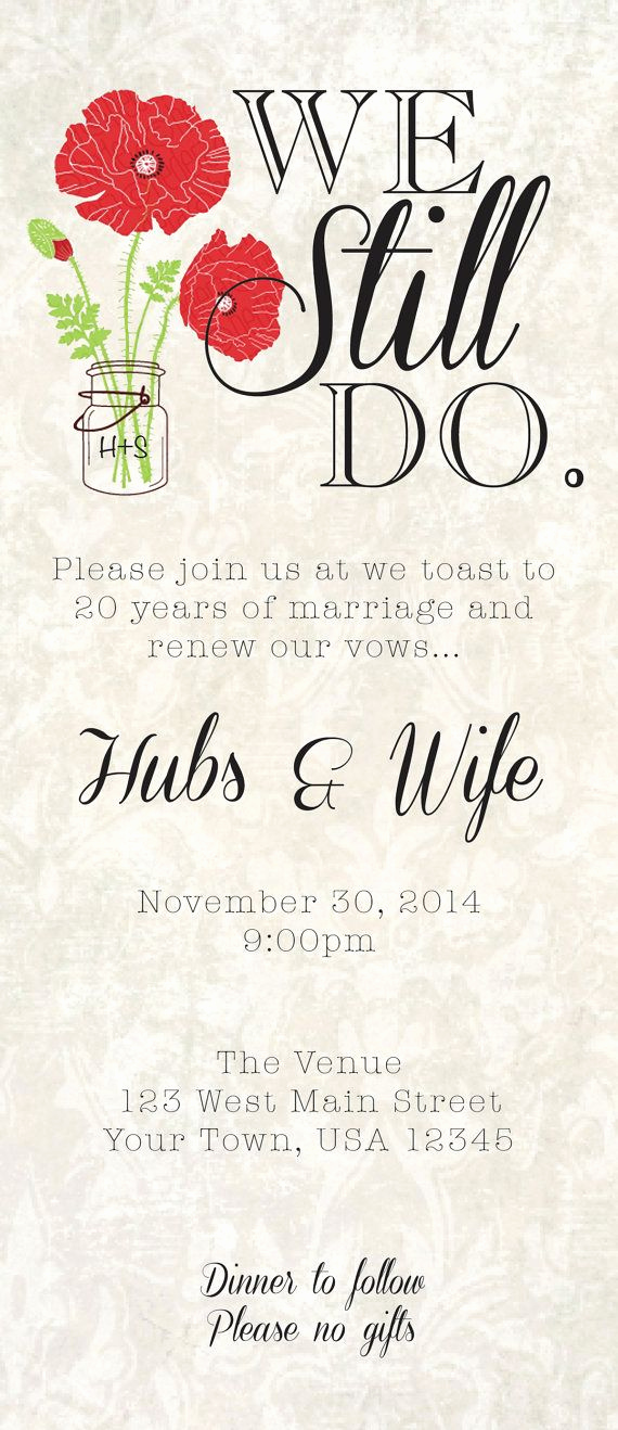 Funny Vow Renewal Invitation Wording Beautiful 25 Best Ideas About Vow Renewals On Pinterest
