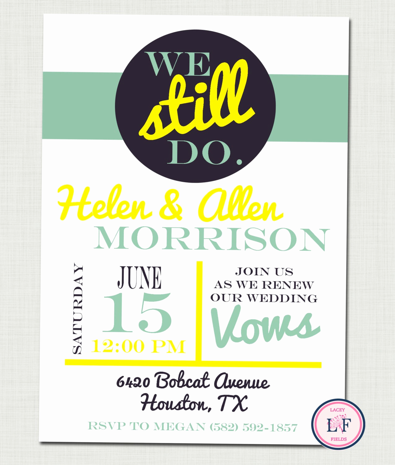 Funny Vow Renewal Invitation Wording Elegant Anniversary Party Invitation Vow Renewal Invite We by