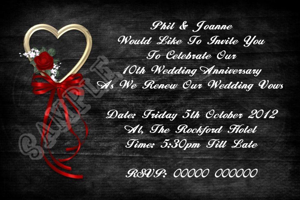 Funny Vow Renewal Invitation Wording Inspirational Wedding Vow Renewal Invitations Uk
