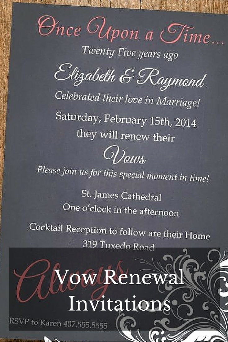 Funny Vow Renewal Invitation Wording Lovely Renewing Wedding Vows