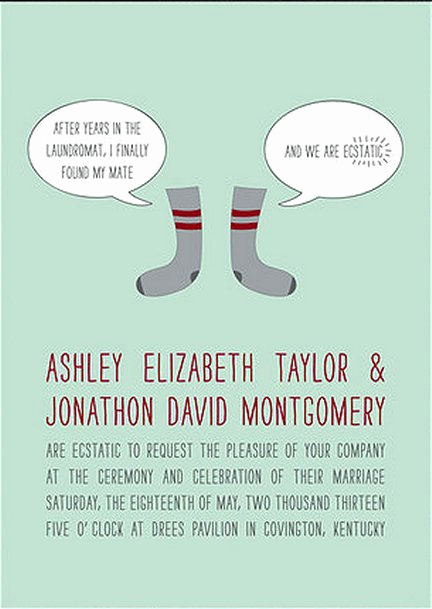 Funny Wedding Invitation Wording Lovely Funny Wedding Invitation