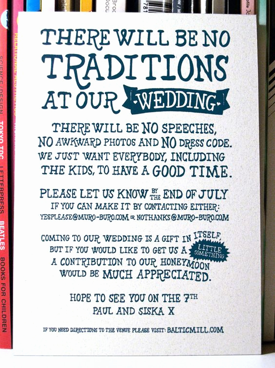 Funny Wedding Invitation Wording New Wedding Invitation On Behance Molli H