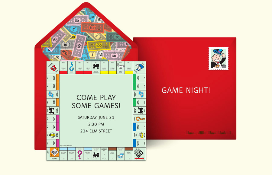 Game Night Invitation Template Inspirational Free Game Night Invitations Game Night Line Invitations