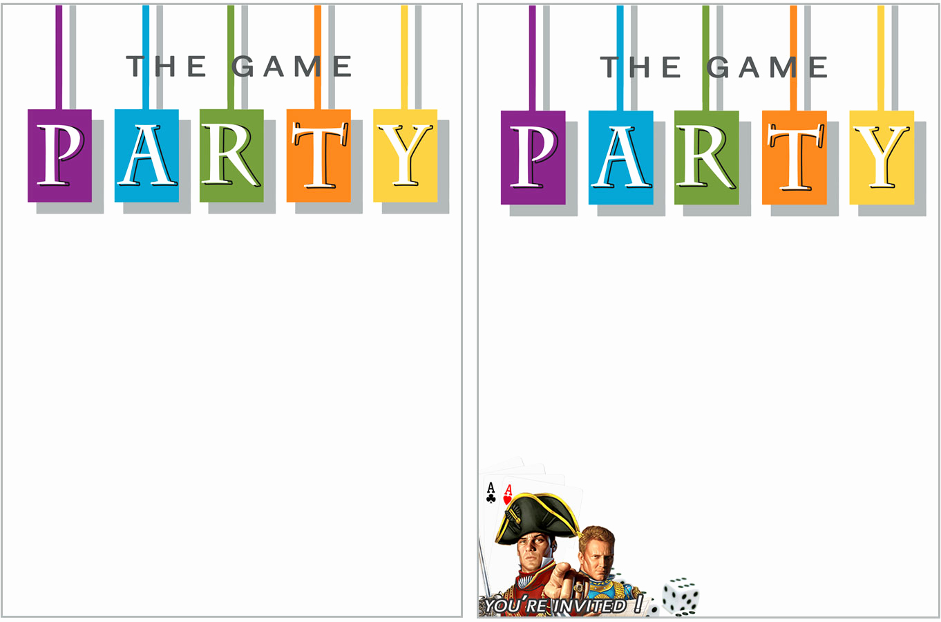 Game Night Invitation Wording Fresh Free Game Night Printable Invite Paint Yourself A Smile
