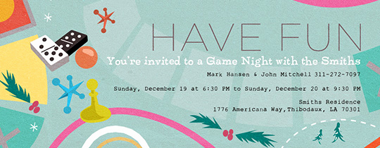Game Night Invitation Wording Luxury Free Game Night Invitations