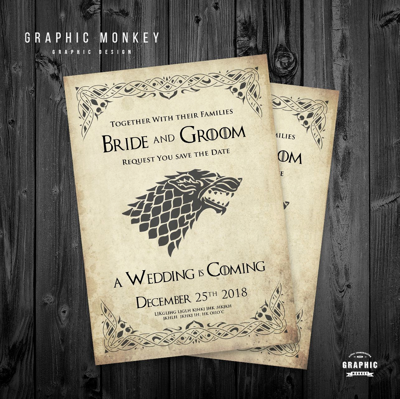 Game Of Thrones Party Invitation Best Of Game Of Thrones Save the Date A Wedding is Ing