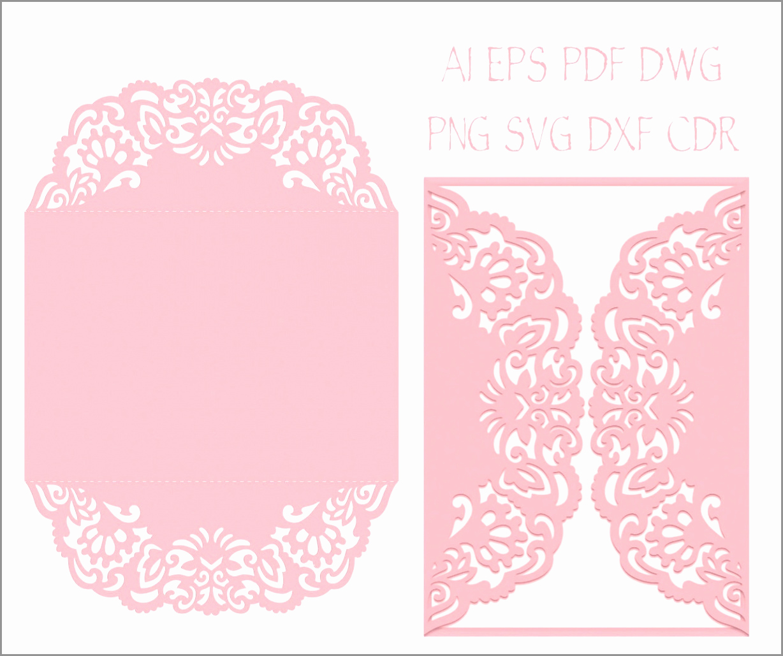 Gate Fold Invitation Template Best Of 9 Gatefold Wedding Invitations Template Riopu