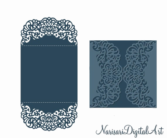 Gate Fold Invitation Template Unique Wedding Invitation 5x5 Gate Fold Card Template Quinceanera