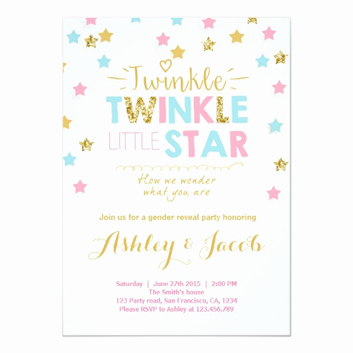Gender Reveal Invitation Ideas Best Of Baby Gender Reveal Party Invitations and Party Ideas