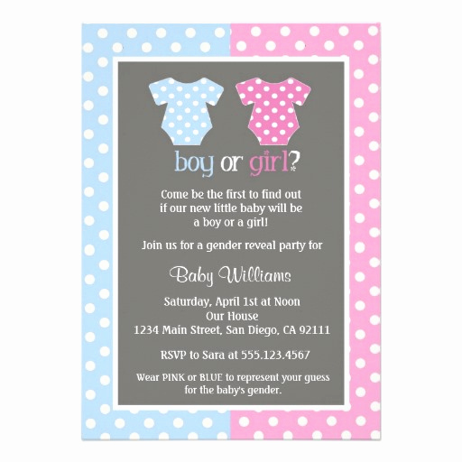 Gender Reveal Party Invitation Wording Unique Baby Shower Invitations Archives Superdazzle Custom