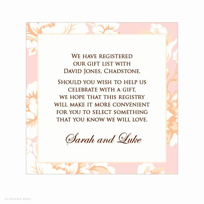 Gift Card Invitation Wording Beautiful Bridal Shower Gift Card Bridal Shower Invitation Wording