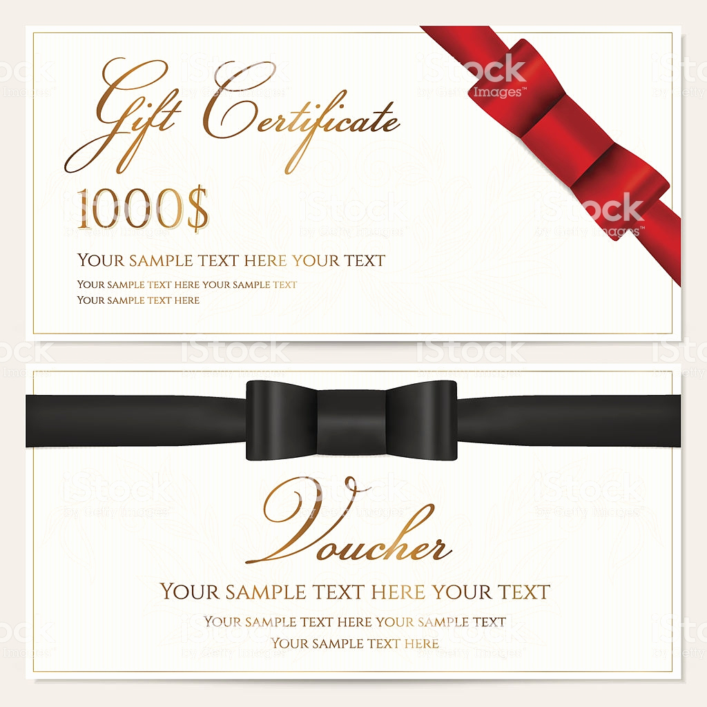 Gift Card Invitation Wording New Voucher Gift Certificate Card Coupon Invitation Template