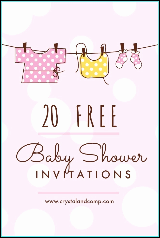 Girl Baby Shower Invitation Templates Awesome Free Editable Baby Shower Invitation Templates Microsoft
