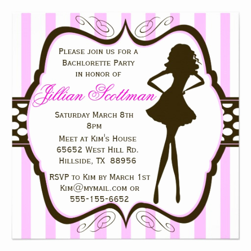 "Girls Night Invitation Rhymes Luxury Girls Night Out Bachlorette Party Invitation 5 25"" Square"