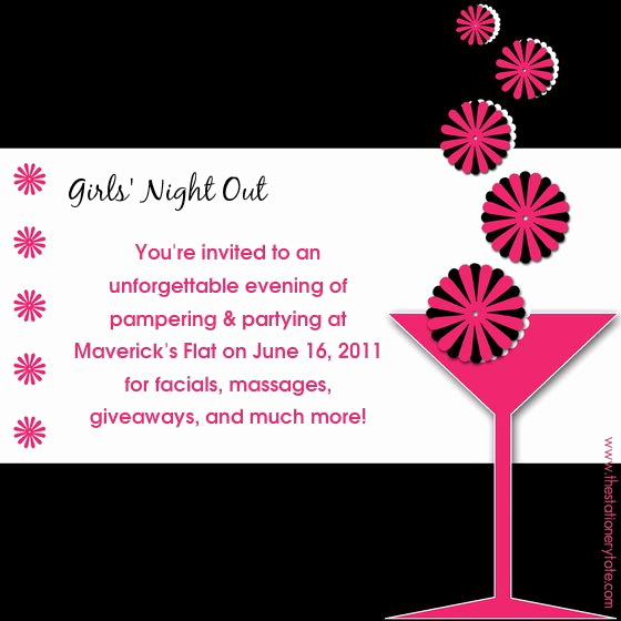 Girls Night Out Invitation Lovely 17 Best Images About Passion Party On Pinterest