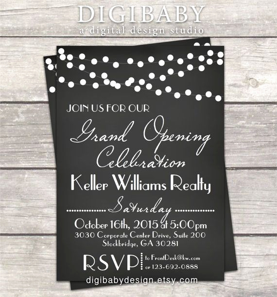 Glamorous Party Invitation Wow Beautiful 25 Best Ideas About Open House Invitation On Pinterest