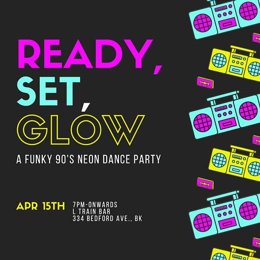 MABy8Z2rLxY glow 90 s neon dance party invitation