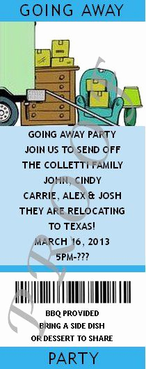 Going Away Invitation Template New Free Printable Invitation Templates Going Away Party