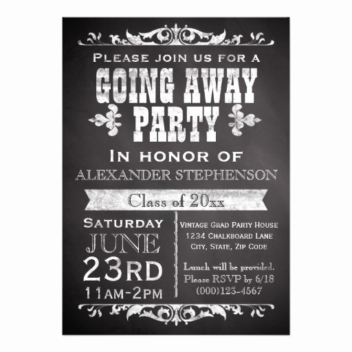 Going Away Party Invitation Template Inspirational Most Popular Farewell Party Invitations
