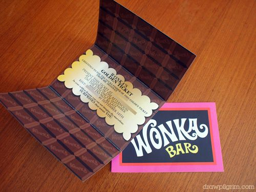 Golden Ticket Birthday Invitation Luxury Best 25 Golden Ticket Ideas On Pinterest