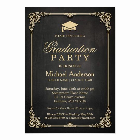 Grad Party Invitation Ideas Luxury College Graduation Invitations