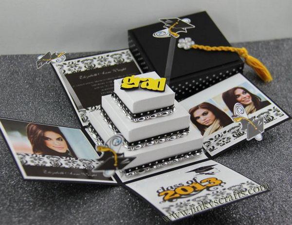 Grad Party Invitation Ideas Unique 10 Creative Graduation Invitation Ideas Hative
