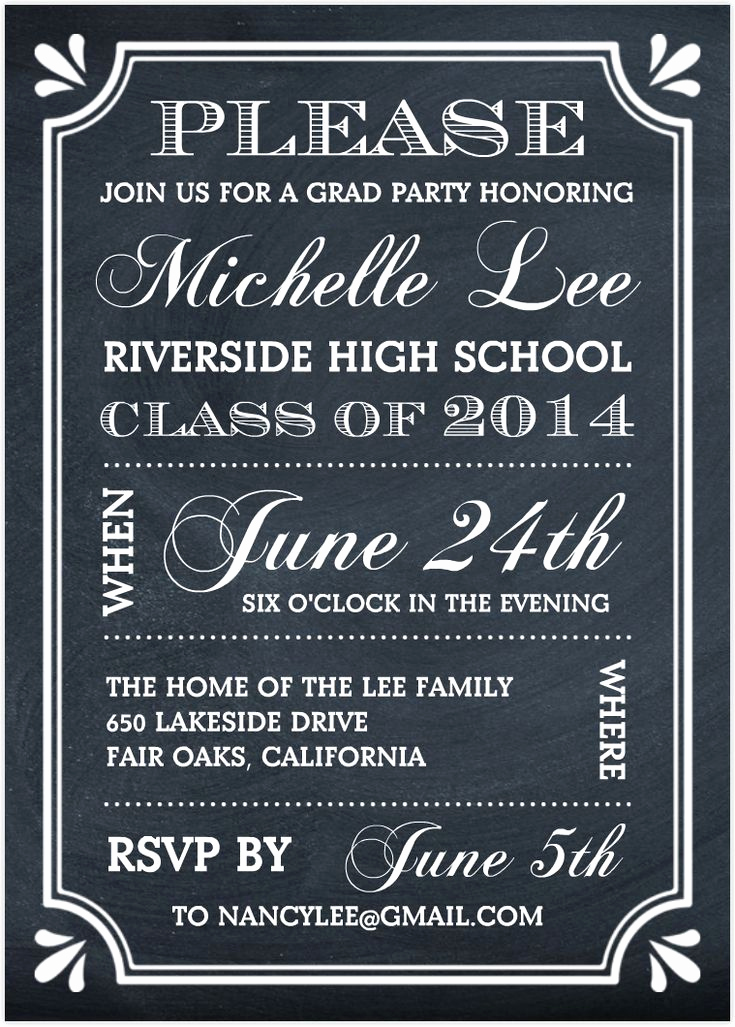 Graduation Announcement and Party Invitation Awesome 25 Best Ideas About Graduation Invitation Wording On
