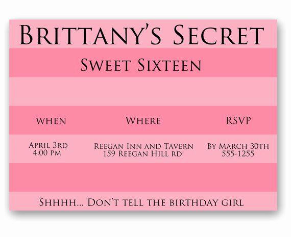 Graduation Announcement Vs Invitation Beautiful Victoria S Secret Birthday Invitation Printable