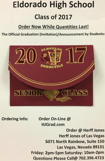 Graduation Announcement Vs Invitation Best Of Eldorado Sundevils