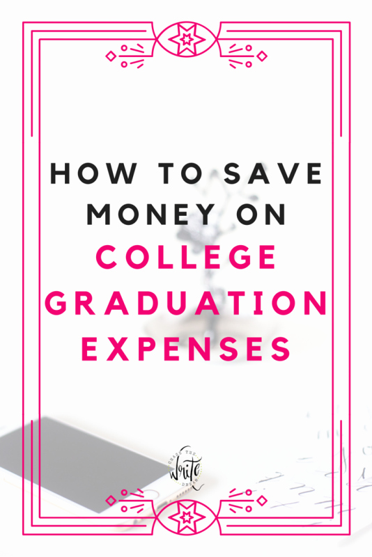 Graduation Announcement Vs Invitation Unique How to Save Money On Graduation Expenses