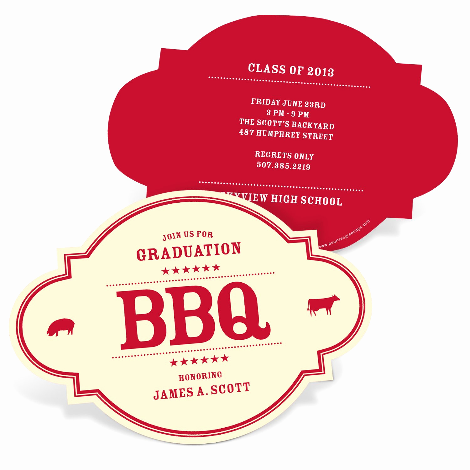 Graduation Bbq Invitation Wording Unique Graduation Bbq Invitations