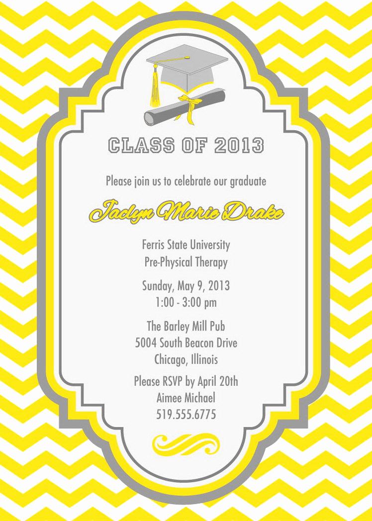 Graduation Celebration Invitation Templates Beautiful Chandeliers & Pendant Lights