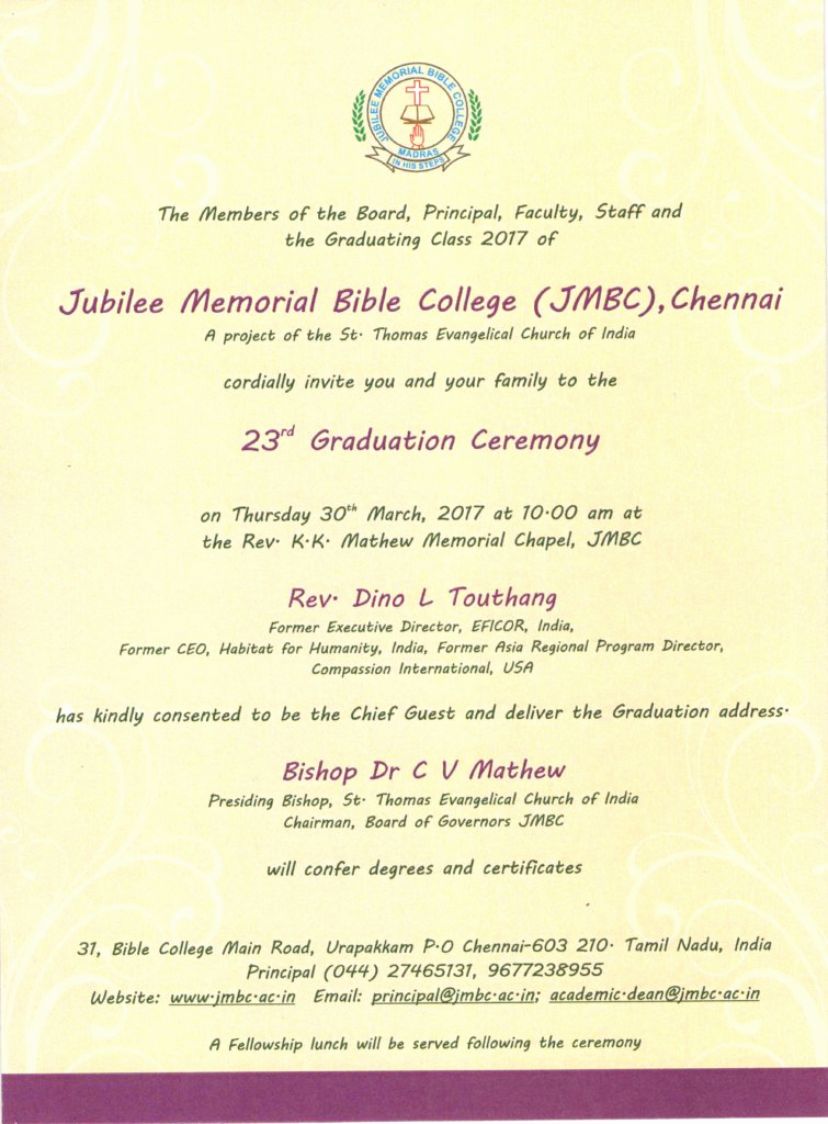 Graduation Ceremony Invitation Card Inspirational 2017 Graduation Ceremony
