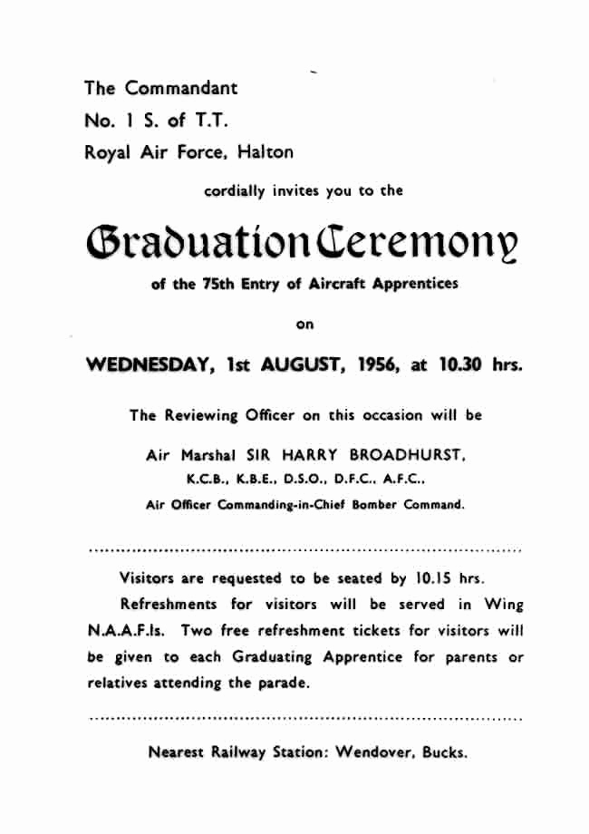 Graduation Ceremony Invitation Letter Inspirational and their Ticket