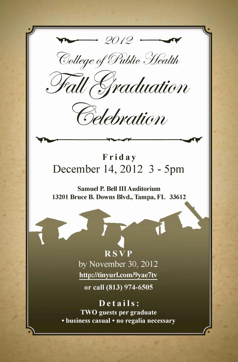 Graduation Dinner Invitation Template Inspirational Graduation Dinner Invitation