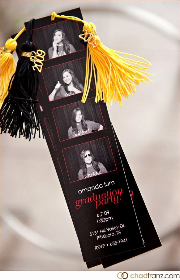 Graduation Invitation Ideas Homemade New 25 Best Ideas About Graduation Invitations On Pinterest