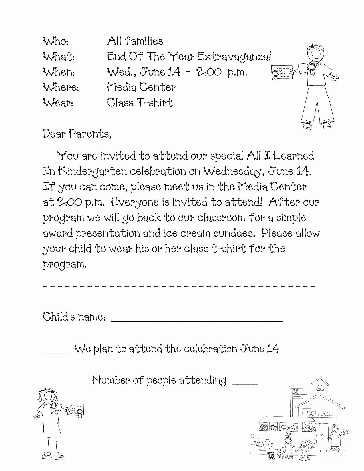 Graduation Invitation Letter Sample Awesome Promotion Invitation