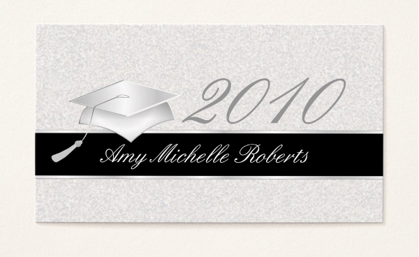Graduation Invitation Name Cards Awesome 8 Graduation Name Cards Psd Vector Eps Png