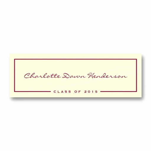Graduation Invitation Name Cards Fresh 20 Best Images About Name Cards for Graduation